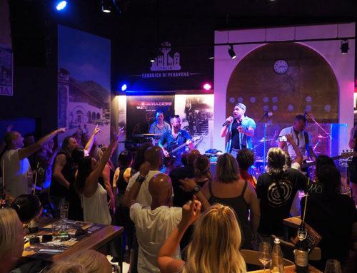 Musica alla serata Live & Beer